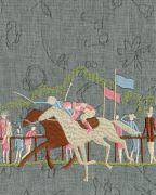<p>托比亚斯&middot;卡斯帕,<em>Jockey (brown, ocher)</em>,2019,艺术微喷,装裱在亚克力板上,白色木框,200 x 160 cm (照片尺寸),205 x 165 x 5 cm (外框尺寸),2 版 + 1 AP</p>
