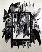 <p>安纳托里&middot;舒拉勒夫,<em>2000-2012</em>,2012,照片拼贴,350 x 350 cm</p>