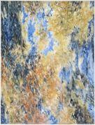 """<p isrender=""""true"""">尤莉亚&middot;斯坦纳,<em>untitled</em>,2017,玻璃纸上油画,113.5 x 86.5 cm (带框)</p>"""