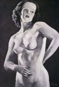 "<p>Xie Nanxing, <em isrender=""true"">We No. 2</em>, 2009, oil on canvas, 220 x 150 cm</p>"