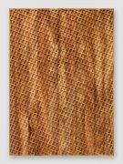 <p>Mirko Baselgia, <em>Democratic Grid - Athena</em>, 2011, 2/3, olive wood, olive oil, linen oil, 77 x 55 x 2.2 cm, edition of 3 + 1 AP</p>