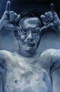 <p>孟煌,<em>国际脸二</em>,2007,布面油画,279 x 184 cm</p>