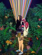"""<p isrender=""""true"""">Chen Fei, <em isrender=""""true"""">The Miracle</em>, 2010, acrylic on linen, 170 x 130 cm</p>"""