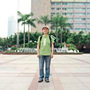 <p>Ai Weiwei, <em>Fairytale People</em>, 2007, (No. 0527), c-print, 100 x 100 cm</p>