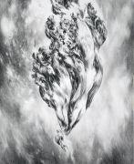 "<p>尤莉亚&middot;斯坦纳,<em>untitled </em><em isrender=""true"">III</em>,2018,纸上水粉,136 x 110 cm</p>"