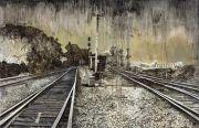 """<p isrender=""""true"""">Meng Huang,<em isrender=""""true"""">&nbsp;Distance No. 2</em>,&nbsp;2011, oil on canvas, 180 x 280 cm</p>"""