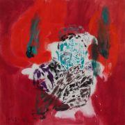 <p>Xie Nanxing,&nbsp;<em>Seven Portraits No. 5,</em> 2018, oil on canvas, 100 x 100 cm</p>