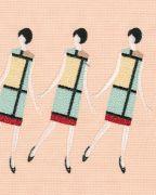 <p>托比亚斯&middot;卡斯帕,<em>YSL Mondrian</em>,2019,艺术微喷,装裱在亚克力板上,白色木框,200 x 160 cm (照片尺寸),205 x 165 x 5 cm (外框尺寸),2 版 + 1 AP</p>