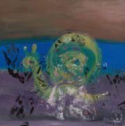 <p>Xie Nanxing,&nbsp;<em>Seven Portraits No. 1,</em> 2018, oil on canvas, 100 x 100 cm</p>