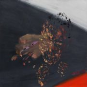 <p>Xie Nanxing,&nbsp;<em>Seven Portraits No. 4,</em> 2018, oil on canvas, 100 x 100 cm</p>