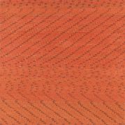 <p>Li Gang, <em>One Square Meter (No. 1)</em>, 2008, measuring tape, 100 x 100 cm</p>