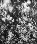 """<p>尤莉亚&middot;斯坦纳,<em isrender=""""true"""">Nocturne V</em>,2013,纸上水粉,150 x 125 cm</p>"""