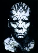 <p>Anatoly Shuravlev, <em>Tattoo</em>, 1996 / 2010, c-print, acrylic glass, 140 x 120 cm, edition of 3</p>