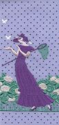 <p>Tobias Kaspar, <em>Butterflies (purple, violet)</em>, 2019, 1/3, ultra giclee, passpartout mounting, white wooden frame, 24 x 11 cm (photo); 50 x 36.5 x 3 cm (framed), edition of 3 + 2 AP</p>
