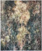 """<p isrender=""""true"""">尤莉亚&middot;斯坦纳,<em>untitled</em>,2013,玻璃纸上油画,109.5 x 89.5 cm (带框)</p>"""