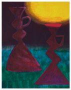 <p>周思维,<em>花瓶(西双版纳)</em>,2016,布面油画,140 x 110 cm</p>