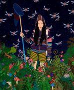 """<p isrender=""""true"""">Chen Fei, <em isrender=""""true"""">Night Owl</em>, 2008, acrylic on linen, 240 x 200 cm</p>"""