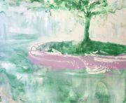 <p>Rebekka Steiger, <em>untitled</em>, 2017, oil on canvas, 200 x 240 cm</p>