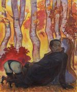 "<p>Wang Xingwei, <em isrender=""true"">Four Seasons (Fall)</em>, 2016 /&nbsp;2017, oil on canvas, 240 &times; 200 cm</p>"