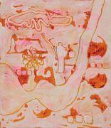 <p>Rebekka Steiger, <em>bar pilot</em>, 2019, oil and tempera on canvas, 150 x 130 cm</p>
