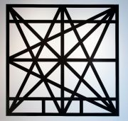 <p>Anatoly Shuravlev, <em>Alphabet</em>, 2017, 300 x 300 cm</p>