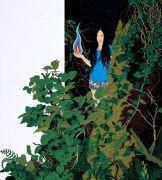 "<p isrender=""true"">Chen Fei, <em isrender=""true"">Mandrill</em>, 2009, acrylic on linen, 200 x 180 cm</p>"