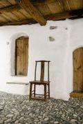 <p>Exhibition View of <em>Minestrone</em>, 2021, Ardez, Switzerland (Ai Weiwei, <em>Fairytale - 1001 Chairs</em>, 2007)</p>