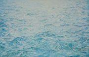 <p>Meng Huang, <em>Water Wave 1</em>,&nbsp;2017, oil on canvas, 180 x 280 cm</p>