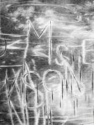 <p>Julia Steiner, <em>Witterung (Worte 5)</em>, 2019, gouache on paper, 75 x 60 cm</p>