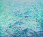 """<p>Meng Huang,&nbsp;<em isrender=""""true"""">BO12.28</em>,&nbsp;2018, oil on canvas, 155 x 180 cm</p>"""