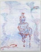 <p>Rebekka Steiger, <em>untitled</em>, 2018, oil and tempera on canvas, 240 x 190 cm</p>