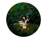 """<p>Chen Fei, <em isrender=""""true"""">The Doe</em>, 2012, acrylic on linen, &empty; 240 cm</p>"""