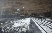 <p>Meng Huang,<em>&nbsp;Distance No. 4</em>,&nbsp;2011, oil on canvas, 180 x 280 cm</p>
