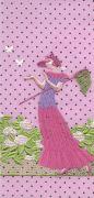 <p>Tobias Kaspar, <em>Butterflies (rosa, pink)</em>, 2019, 1/3, ultra giclee, passpartout mounting, white wooden frame, 24 x 11 cm (photo); 50 x 36.5 x 3 cm (framed), edition of 3 + 2 AP</p>