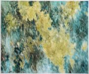 "<p isrender=""true"">尤莉亚&middot;斯坦纳,<em>untitled</em>,2017,玻璃纸上油画,58 x 69.5 cm (无框)</p>"