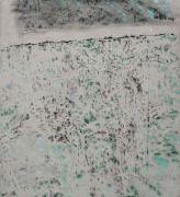 "<p>Xie Nanxing, <em isrender=""true"">Postcard No. 5</em>, 2015, oil on canvas, 220 &times; 200 cm</p>"