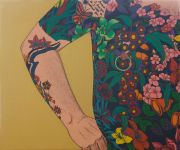 "<p isrender=""true"">Chen Fei, <em isrender=""true"">Confessions</em>, 2011, acrylic on linen, 50 x 60 cm</p>"