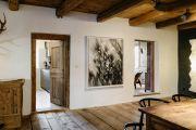 <p>Exhibition View of <em>Minestrone</em>, 2021, Ardez, Switzerland (Julia Steiner, <em>Tableau IX</em>, 2015)</p>