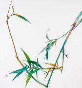 """<p isrender=""""true"""">单凡,<em>缓慢之作(春),81 小时</em>,2014,布面油画,200 x 185 cm</p>"""