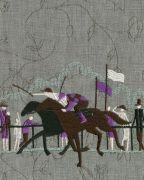 <p>Tobias Kaspar, <em>Jockey (black, brown)</em>, 2019, 1/3, c-print, mounting on acrylic board, white wooden frame, 200 x 160 cm (photo); 207 x 163.5 x 5 cm (framed), edition of 2 + 1 AP</p>