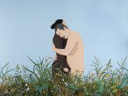 """<p>Chen Fei, <em isrender=""""true"""">Romance of the Mute</em>, 2014, acrylic on linen, 180 x 240 cm</p>"""