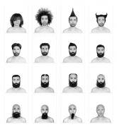 """<p>孟煌,<em isrender=""""true"""">走</em>,2009-2012,7版,16张黑白摄影作品系列,16x 75 x 62.5 cm&nbsp;</p>  <p>&nbsp;</p>"""