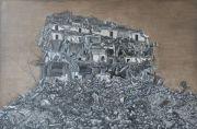 """<p>Meng Huang,<em isrender=""""true"""">&nbsp;Times Square</em>,&nbsp;2011, oil on canvas, 180 x 280 cm</p>"""