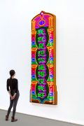 <p>Cao Yu, <em>I Just Don&#39;t Want You to Live Better Than I Do</em>, 2021, 1/3, variable, channel neon sign, 290 x 106 x 14 cm, edition of 3 + 2 AP</p>