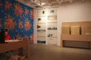 <p>Liu Ding, <em>Liu Ding&#39;s Store - Take Home and Make Real the Priceless In Your Heart, June 2008 - ongoing</em>, oil on canvas, each 60 x 90 cm, Installation view at Arnolfini Arts Center, Bristol, UK</p>