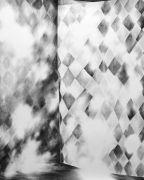 <p>Julia Steiner, <em>interior (squared space)</em>, 2013, gouache on paper, 150 x 120 cm</p>