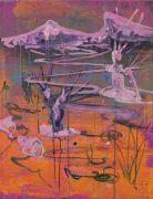 <p>Rebekka Steiger, <em>untitled</em>, 2019, oil, tempera and oil crayon on canvas, 65 x 50 cm</p>