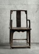 <p>Ai Weiwei, <em>Fairytale - 1001 Chairs</em>, 2007, (Nr. D - 106), Qing Dynasty wooden chairs [1644-1911], 100 cm</p>