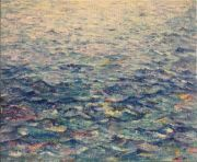 """<p>Meng Huang,&nbsp;<em isrender=""""true"""">BO - 3</em>,&nbsp;2018, oil on canvas, 45 x 55 cm</p>"""