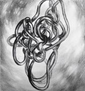 <p>尤莉亚&middot;斯坦纳,<em>loop</em>,2019,纸上水粉,2 mm铝复合板上装裱,69 x 63 cm</p>